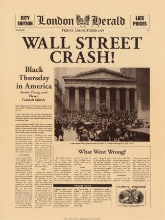 Crack Wall Street